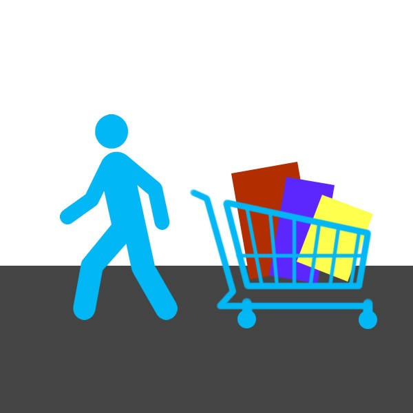 Over 70% of ecommerce shopping carts are abandoned. Make sure you have a marketing campaign in place to tackle this and understand why your customers are abandoning their shopping carts.